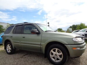 2003 OLDSMOBILE BRAVADA-4WD-HEATED SEATS-SUNROOF-REMOTE STARTER