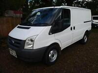Ford Transit 2.2TDCi Duratorq ( 115PS ) 280S ECOnetic ( Low Roof 280 SWB 6speed