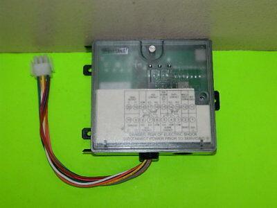 Tellaire Est Superduct Tsd-cj-c01 Four Wire Controller Duct Detector Fire Alarm