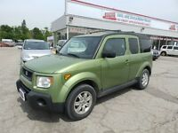 2006 Honda Element,LEATHER,CERTIFY 3YEARS P-T WARRANTY AVAILABLE