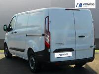 2015 Ford Transit Custom 290 LR P/V Diesel white Manual
