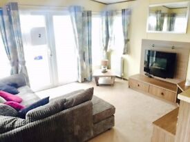 Beautiful Static Caravan on North East Coast- Low Fees -Deposits from 10% -Payment Options Available