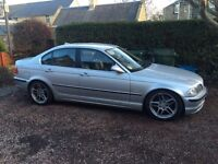 e46 2001 BMW 325 i M SPORT AUTOMATIC AC SCHNITZER ALLOYS AND SUSPENSION FULLY LOADED PX SWAP