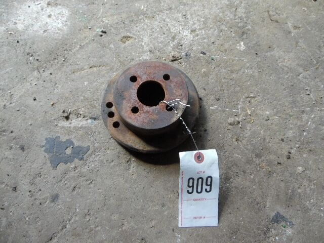 John Deere 1010 diesel tractor engine water pump p