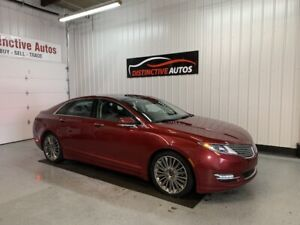 2013 Lincoln MKZ All Wheel Drive 3.7L/NAVIGATION/B.CAM/PANO ROOF