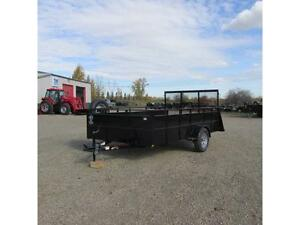 NEW 2016 Mirage 7X12 Utility Landscape Trailer with Ramp Gate Edmonton Edmonton Area image 1
