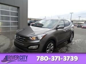 2013 Hyundai Santa Fe AWD LIMITED Navigation (GPS),  Leather,  H