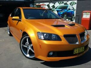 2010 Holden Commodore VE MY10 SS-V Wildfire 6 Speed Manual Sedan Greenacre Bankstown Area Preview