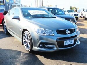 2013 Holden Commodore VF MY14 SS V Prussian Steel 6 Speed Sports Automatic Sedan Mount Druitt Blacktown Area Preview