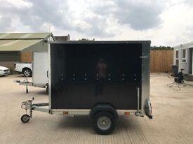 Box Trailer - 7ft x 5ft x 5ft - Drop down ramp