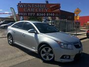 2011 Holden Cruze JH MY12 SRi V Silver 6 Speed Manual Sedan Laverton Wyndham Area Preview