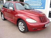 Chrysler PT Cruiser 2.2CRD Touring Cheap Diesel to clear Full MOT