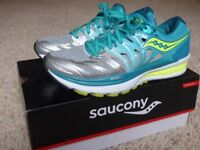 Saucony ISO 2 Womens Running Trainers Size 5 - Used, Great Condition