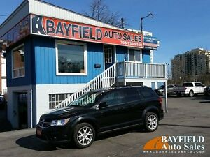 2013 Dodge Journey Crew **3.6L/Sunroof/Heated Seats/Remote Start