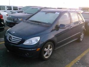 2007 MERCEDES-BENZ B200 SUNROOF AUTOMATIC CERTIFIED