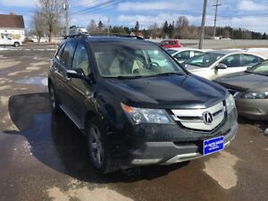 2008 Acura MDX 4WD 4dr Elite Pkg 7 PASSENGER BACK-UP CAMERA