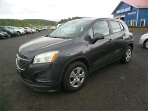 2014 Chevrolet Trax LS *Price Reduced*