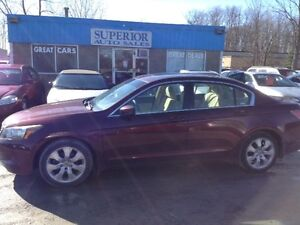2010 Honda Accord Sedan EX Fully certified and Etested!