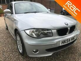 BMW 120 2.0TD SE, LEATHER, VERY CLEAN,