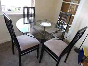 4 chairs and DVDs Crows Nest North Sydney Area Preview
