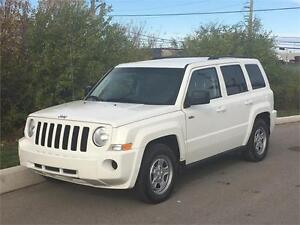 2009 Jeep Patriot North Edition 4WD *ACCIDENT FREE*