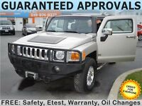 2006 Hummer H3 Sport Utility SUV with SUNROOF, LEATHER