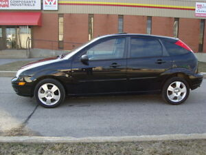2007 FORD FOCUS SES HATCHBACK SNOW TIRES''GST INCLUDED'''' West Island Greater Montréal image 10