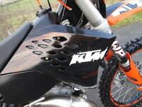 KTM 200 EXC 2009 ENDURO ROAD REGISTERED MX MOTOCROSS BIKE
