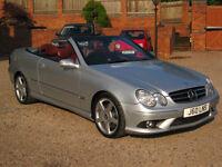 2006 06 Mercedes-Benz CLK350 3.5 7G-Tronic Sport SILVER Metallic
