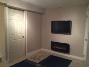 Basement and rooms available