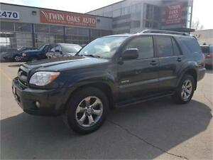 2006 Toyota 4Runner Limited V8 -LEATHER - SUNROOF - PRISTINE CON