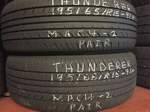 """15"""" USED TIRES @ XTREME AUTO-COME ON IN!!!!! Windsor Region Ontario image 7"""