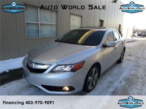 2014 ACURA ILX |Dynamic -Leather |LOW KM - AUTO