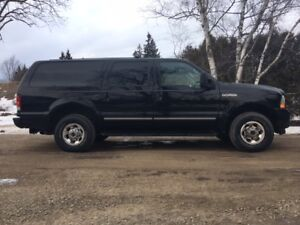 2003 Ford Excursion Limited 7.3L Diesel