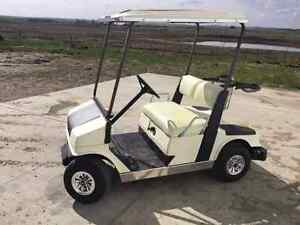 Golf cart, Yamaha G2