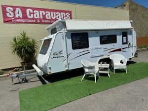 2008 JAYCO STERLING  18' POP TOP with SHOWER / TOILET Klemzig Port Adelaide Area Preview