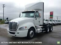 2013 International ProStar +122, Used Day Cab Tractor