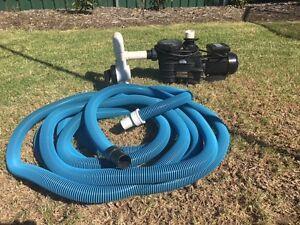 Hayward Pool Pump Powerflo II SP8110XEWAU and 12m hose Blackwood Mitcham Area Preview