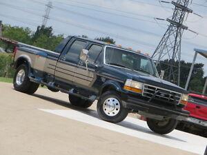 97-F350-XLT-Centurion-7-3l-powerstroke-turbo-diesel-2owners-120k-carfax-TX
