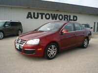 2006 Volkswagen Jetta 2.5L FULLY LOADED Sedan