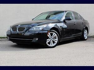 2010 BMW 5-Series 528i   xDrive   LOW