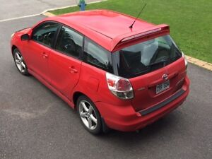 2006 Toyota Matrix Berline