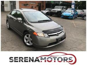HONDA CIVIC EX AUTO | ONE OWNER | SUNROOF | CERTIFIED