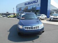 2011 SUBARU FORESTER CONVENIENCE AWD