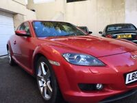 RX-8 2004 231 BHP Serviced and Great Condition. Bargain and genuine reason for sale