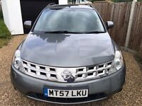 Nissan Murano 4WD 2008 available in London
