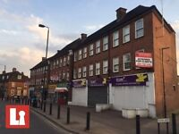 one bed flat above shops in Harrow weald area HA3