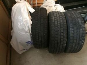 Snow Tires $50 for all 4!