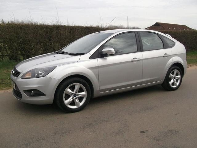 Ford Focus 1.6 Zetek excelent just serviced 66k miles