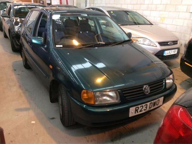 Volkswagen Polo 1 6 I Cl Automatic Petrol 5 Door Hatchback Green Starts Up Then Cuts Out Car